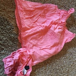 Baby gap dress with diaper cover